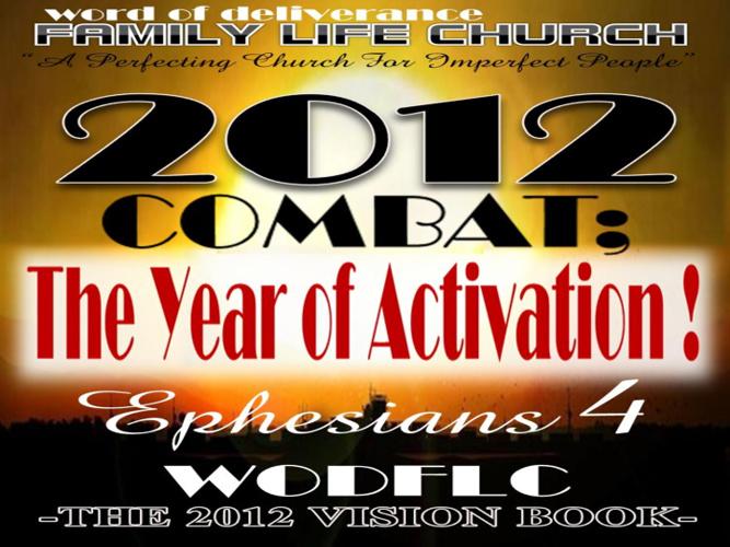 2012 Vision Booklet