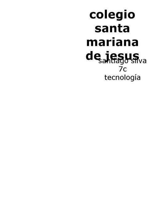 cuaderno virtual santiago silva