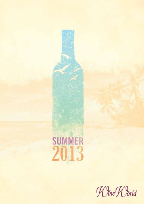 Wine World 2013 Summer Catalogue