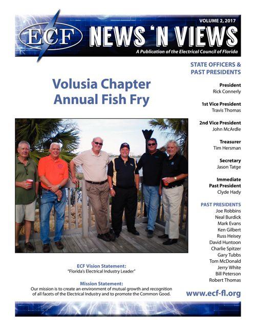 ECF Newsletter Volume 2 2017