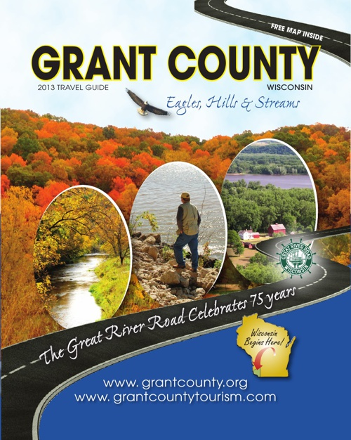 Grant County Tourism Guide 2013