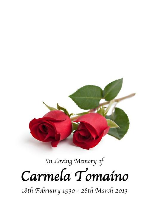 Carmela Tomaino