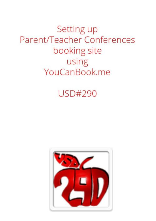 Using YouCanBook.Me for Conferences