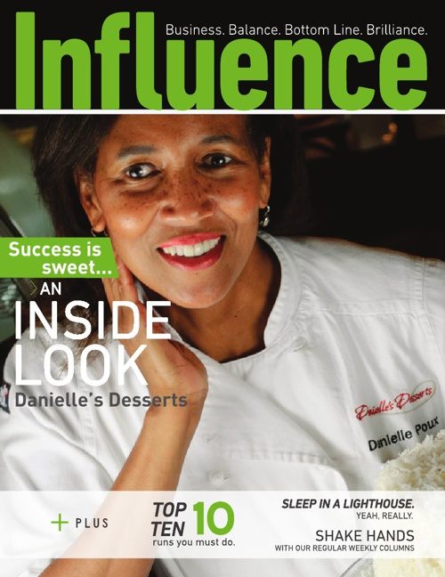 Copy of Influence: Meet Danielle Issue