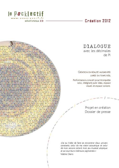 Dialogue avec les décimales de Pi