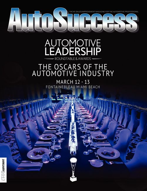 ALR featured in AutoSuccess Magazine