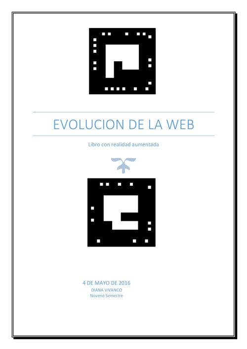Evolución de la WEB 2