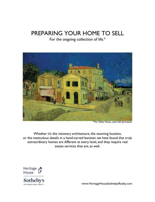 6. First Impressions and Preparing Your Home to Sell 2015R print