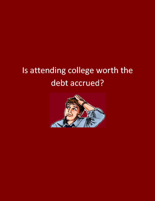 Is College Worth the Debt?