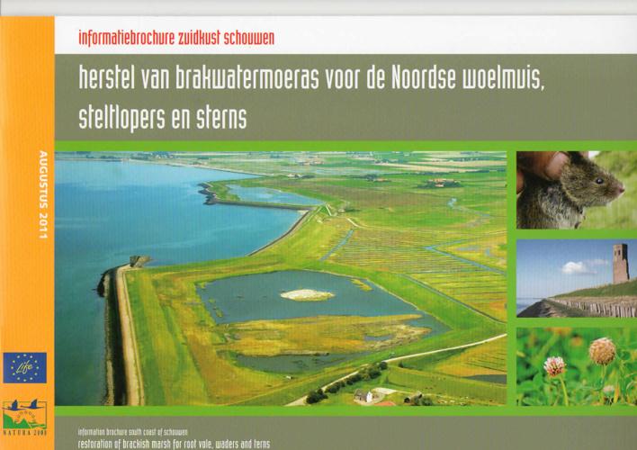 Herstel Brakwatermoeras Schouwen-Duiveland