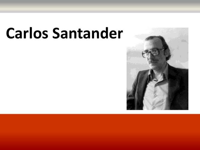 Carlos Santander