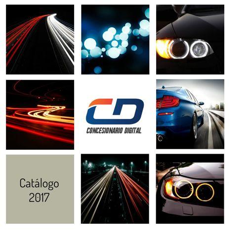 Catálogo concesionario digital