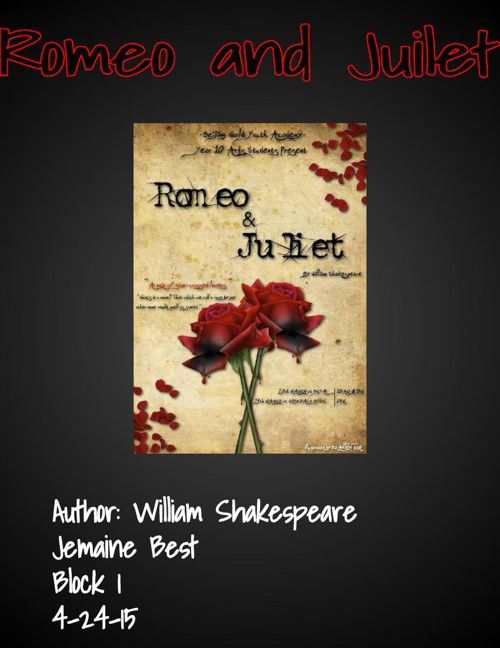 Romeo and Juilet  Deathlove