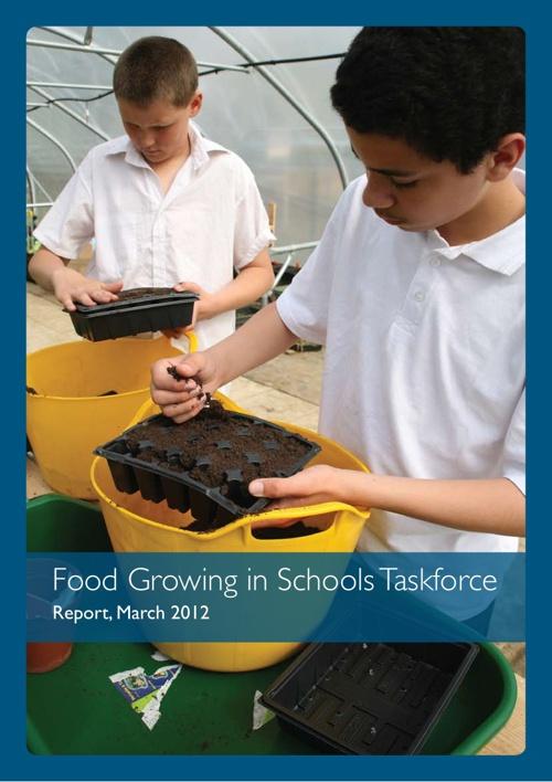 Food Growing in Schools- Taskforce Report