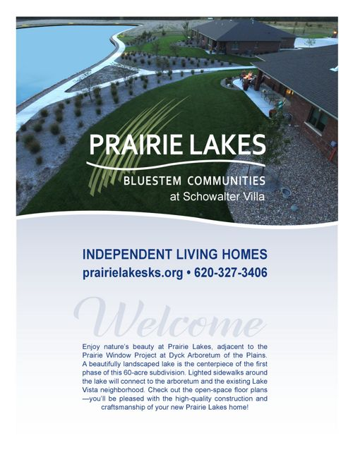 Prairie Lakes | 2016 Sales Brochure