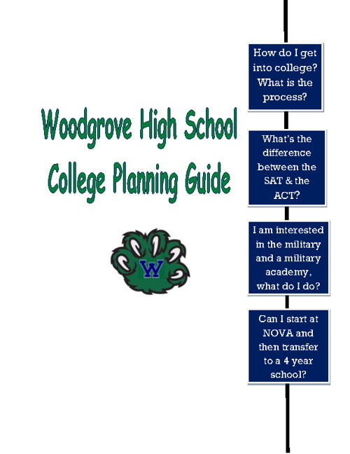 Woodgrove College Planning Guide