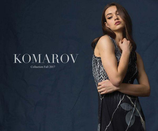 Komarov Fall Collection 2017