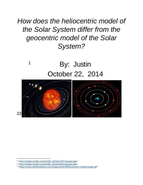 Ptolemy and Copernicus - Google Docs
