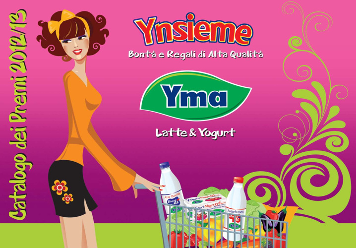Catalogo Premi Yma 2012