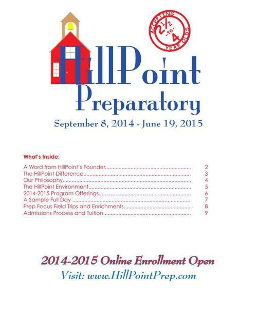 HillPoint Preparatory