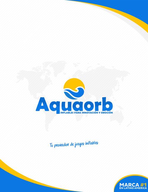 Portafolio de Inflables AquaOrb