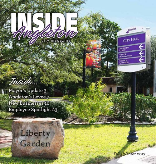 City of Angleton Magazine FLIPBOOK