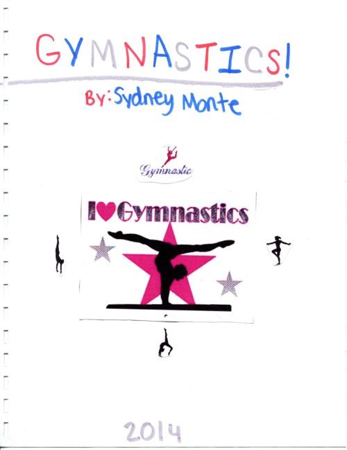 Nonfiction Text Features - Gymnastics