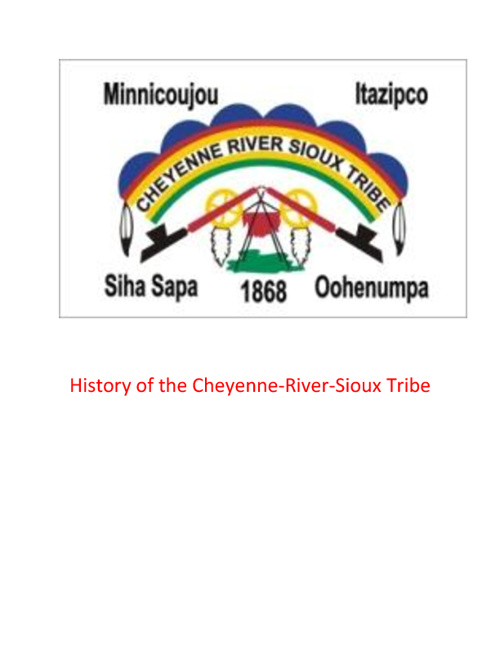 Sioux Tribe History