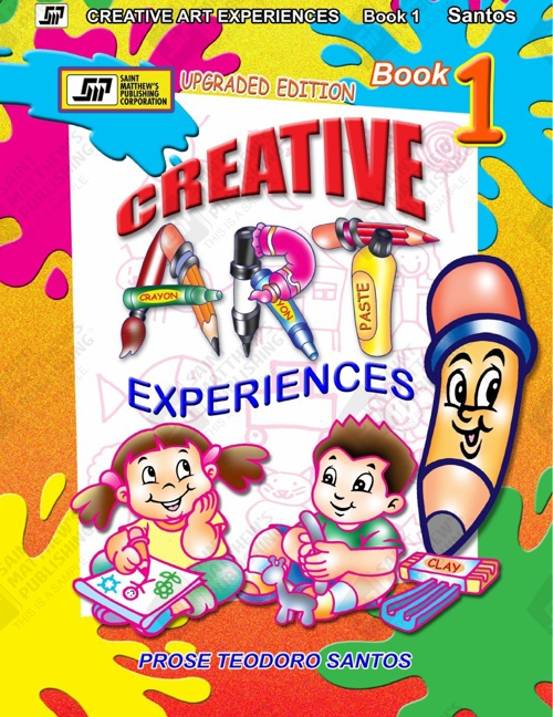 Creative Art Experiences in the Preschool – Book 1