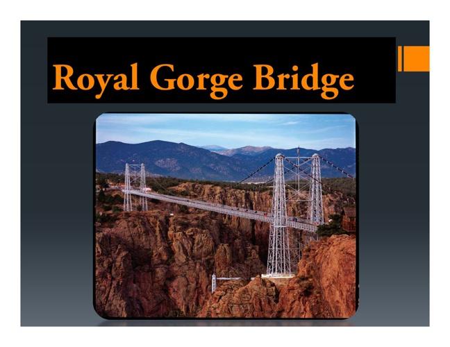 Royal Bridge By D.J. Hunt