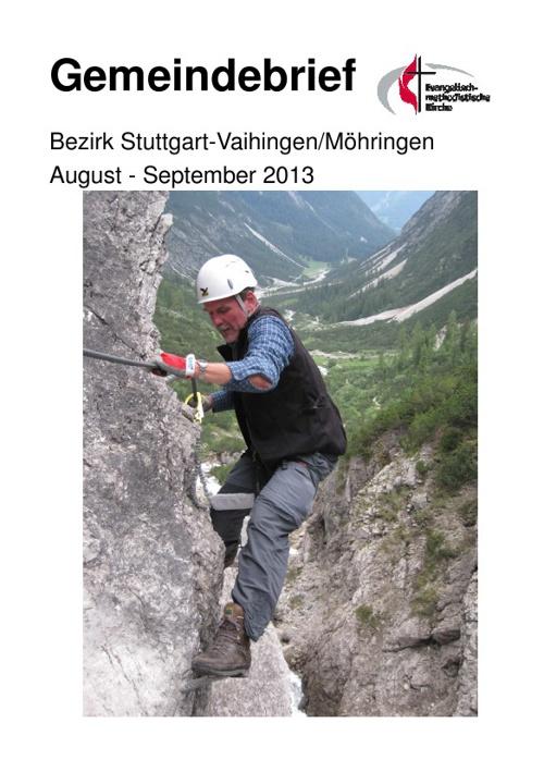 Gemeindebriefe 2013