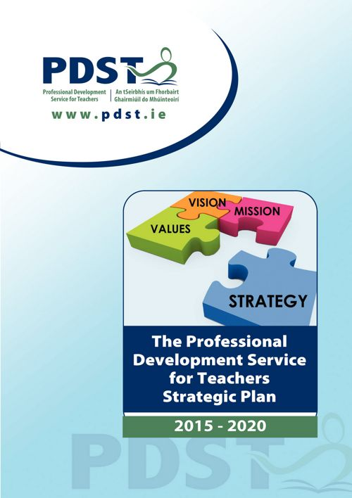 PDST Strategic Plan 2015 - 2020