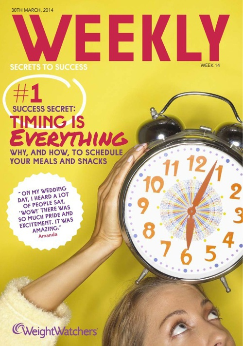 Weight Watchers Weekly Issue 14