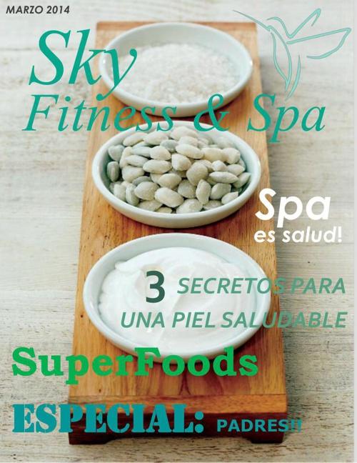 Revista Sky Fitness & Spa