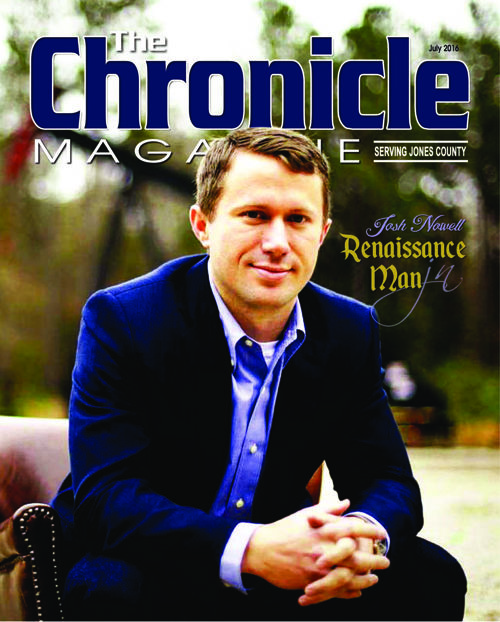 The Chronicle Magazine - July 2016