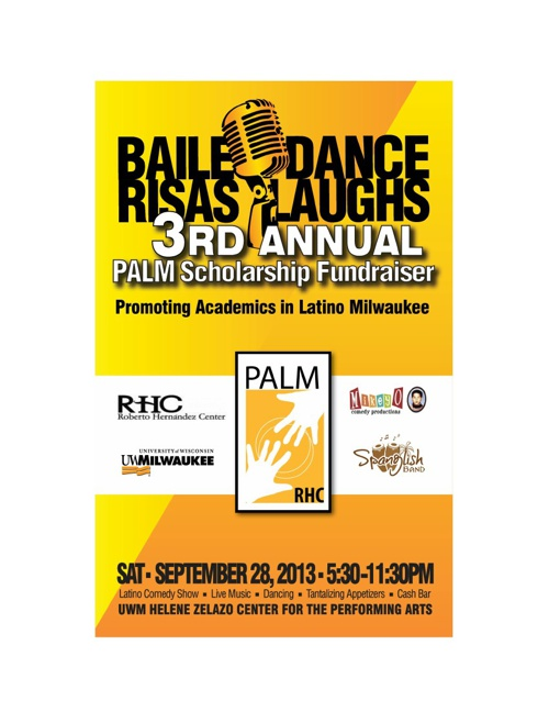 3rd Annual PALM Scholarship Fundraiser