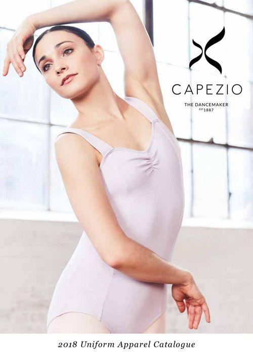 2018 Capezio Australia Uniform catalogue