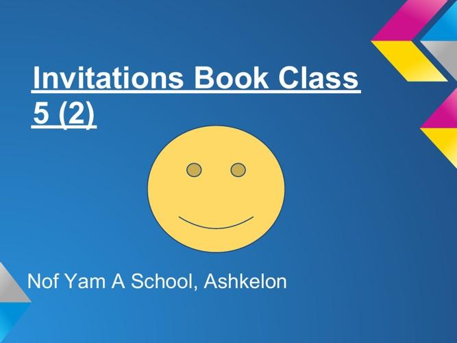 Invitation Book Class 5 (2)