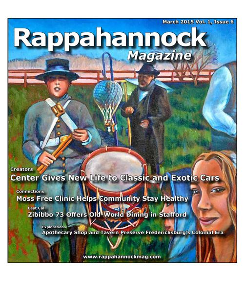 Rappahannock Magazine March 2015 - For Web