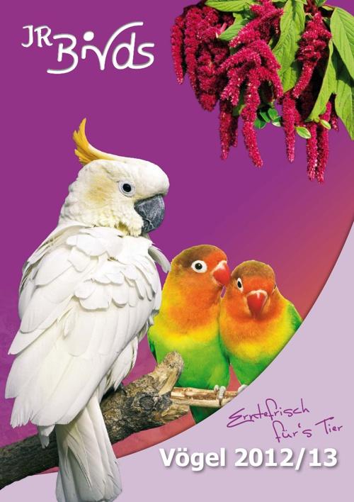 JR Birds Katalog DE 2012/2013