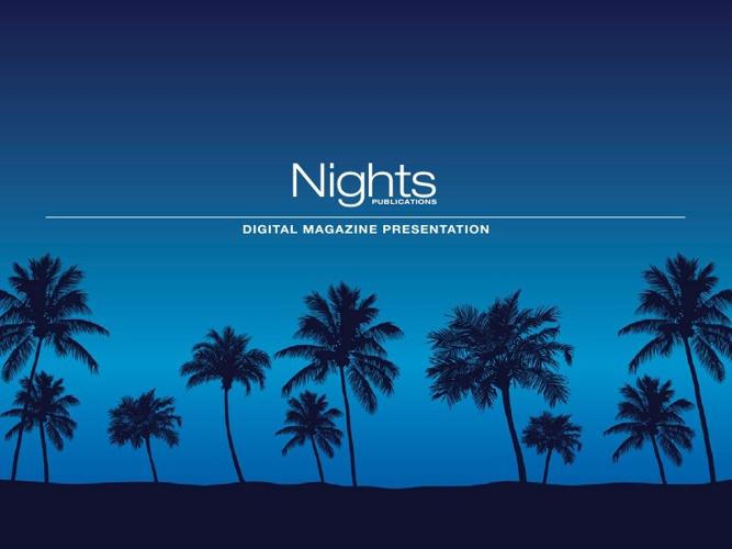 Digital Magazines / Aruba Nights