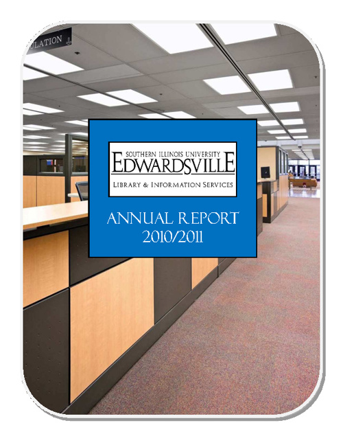 2011 SIUE LIS Annual Report