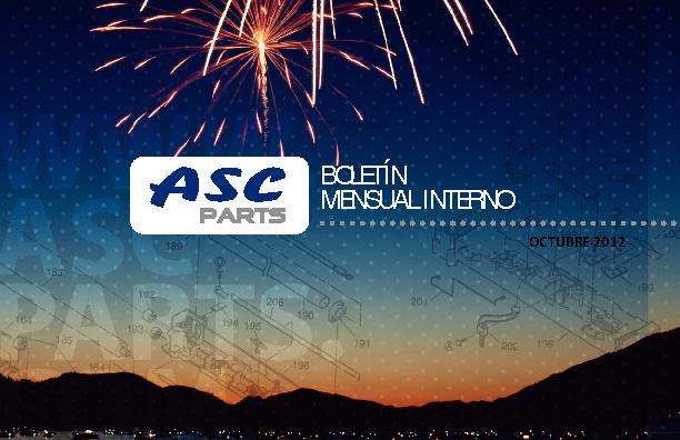 ASC Parts .::Boletín Octubre::.
