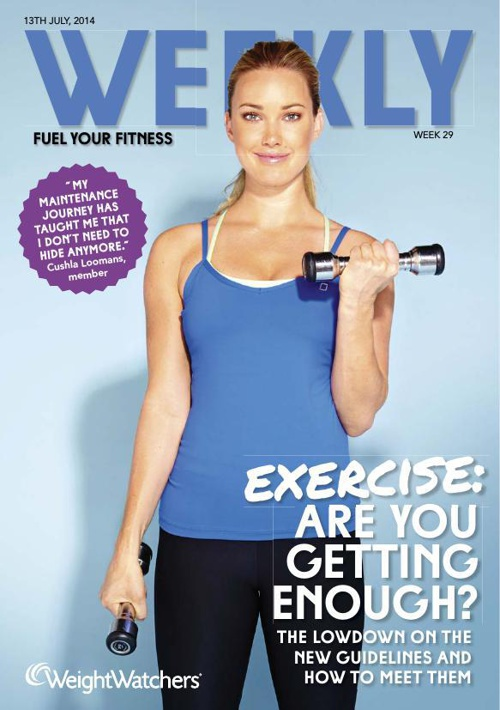 Weight Watchers Weekly Issue 29