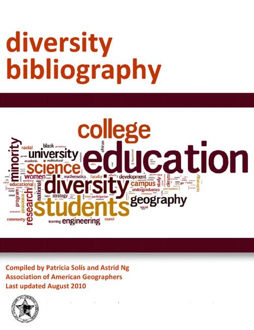 diversity bibliography