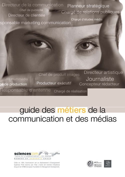 Métiers Com & Médias