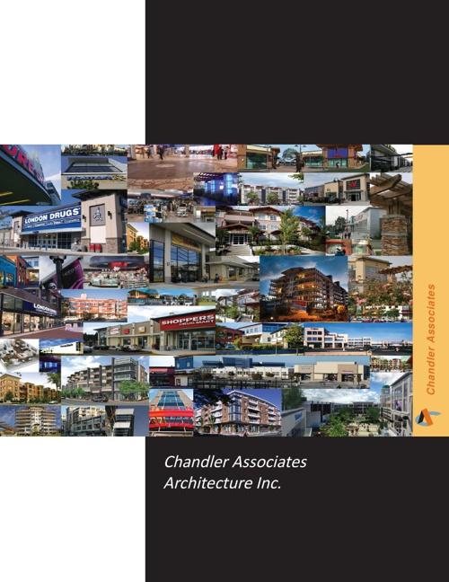 Chandler Associates Architecture Commercial Brochure