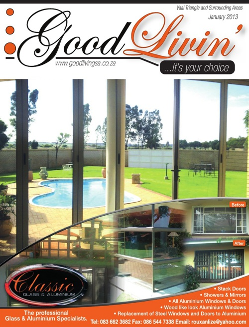 January 2013 Good Living