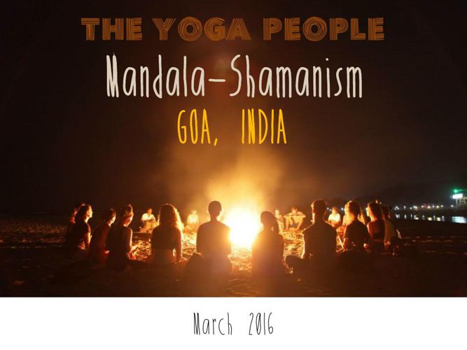Mandala Vinyasa Yoga & Shamanism Teacher Training