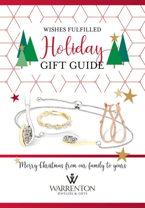 Warrenton Jewelers Holiday Gift Guide 2017